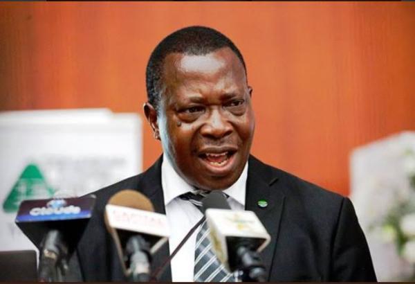 Dr Philip Mpango the new VP in Tanzania Photo