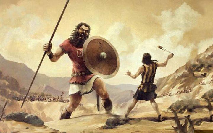 Kisah Nabi Daud (1): Pertempuran Melawan Raksasa Goliath