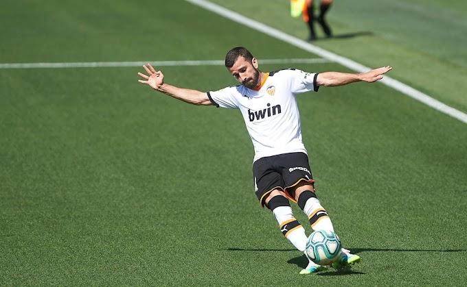 Las sensibles bajas del Valencia para el partido en el Sánchez-Pizjuán