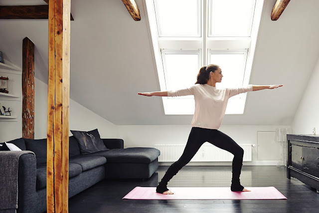 Seri Yoga tại nhà - Phát triển bản thân
