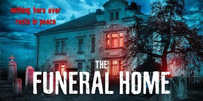 Trailer Para The Funeral Home, Thriller de Terror Indie de Mauro Iván Ojeda