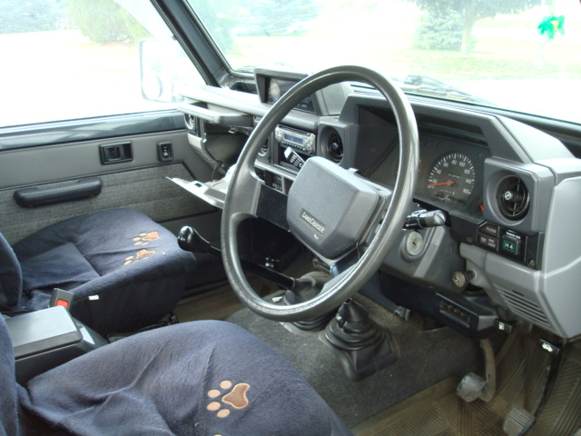 J Cruisers JDM Vehicles Parts in Canada: 1988 Toyota Land Cruiser