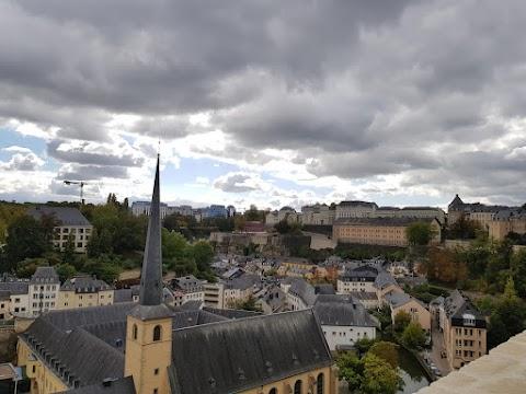 Kuukausi Luxemburgissa
