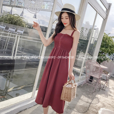 Shop ban vay maxi di bien tai Thanh Xuan Trung