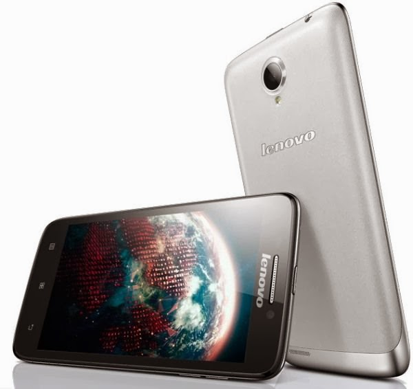 Lenovo S650 Android Jelly Bean Quad Core Murah Rp 1 Jutaan