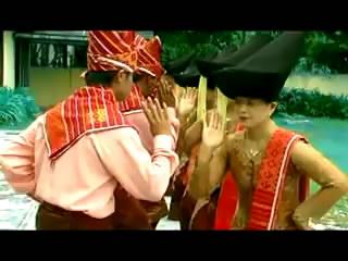 Tari Piso Surit Tarian Tradisional Dari Sumatera Utara