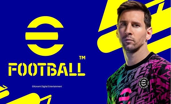 الإعلان رسمياً عن لعبة eFootball الجزء الجديد من سلسلة PES و تغيير جذري في تاريخها