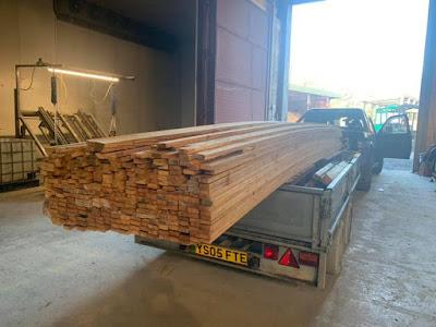 Esgair timber
