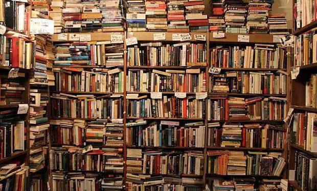 Kitaplığım görücüye çıktı