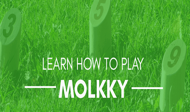 Learn How to Play Molkky #infographic