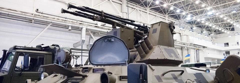 BAU-23 Overhead Weapon Station