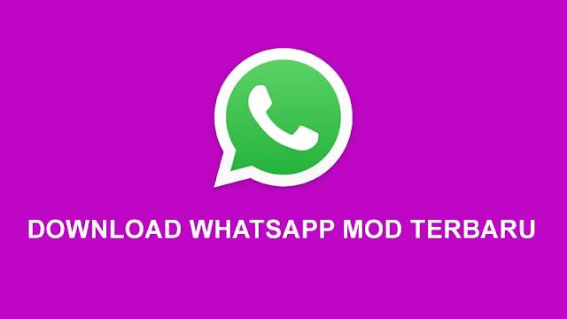 Download WhatsApp Mod Terbaru Anti Banned