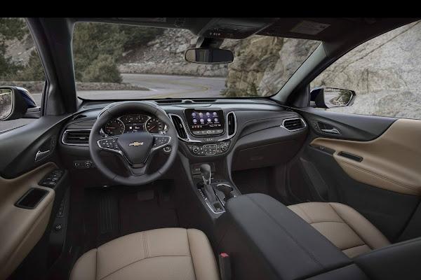 Novo Chevrolet Bolt EV 2022 - interior