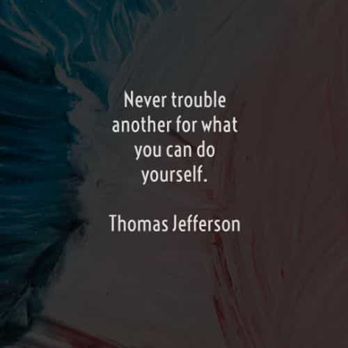 Famous Thomas Jefferson quotes and sayings