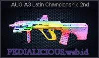 AUG A3 Latin Championship 2nd