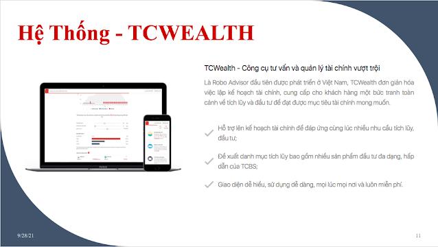 Hệ thống TCWEALTH
