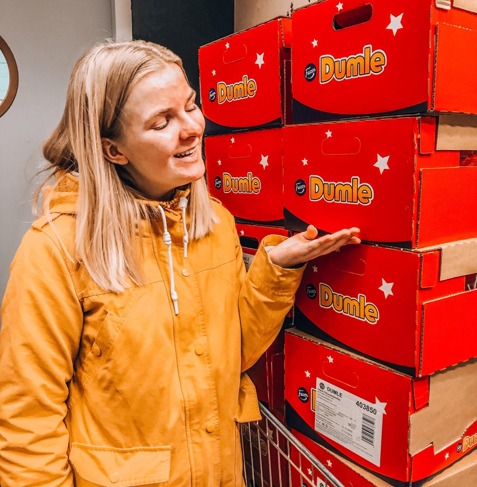 DUMLE SUOMI IKEA ANNA TWENTY SEVEN