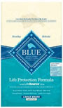 Picture of Blue Buffalo Adult Large Breed Fish and Oatmeal Dry Dog Food