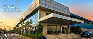 LOKER Hari Ini di Karawang Operator PT Asia Citra Pratama (ACP) Kawasan Industri Suryacipta