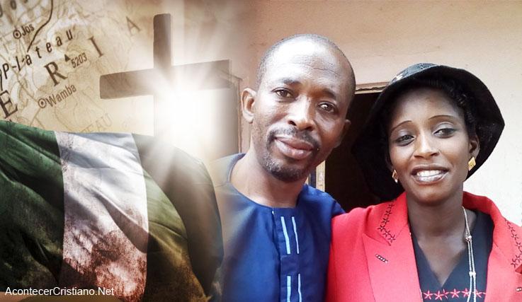 Pastor y esposa asesinados en Nigeria