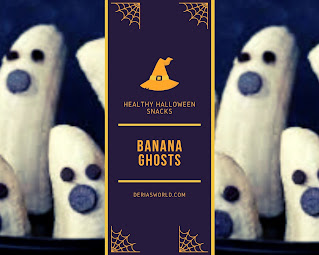 Active Monday 43-  Halloween Workout & Banana Ghosts