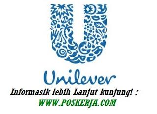 Loker PT Unilever Indonesia Tbk SMA SMK D3 S1 Mei 2020
