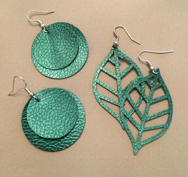 how to make real potara earrings