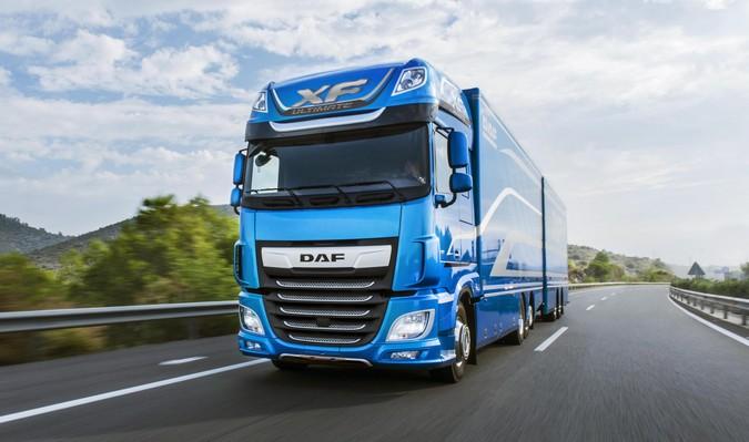 DAF lança Pacote Ultimate para os caminhões CF e XF na Europa