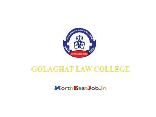 Golaghat-Law-College-Jobs-31-December-Principal-2019