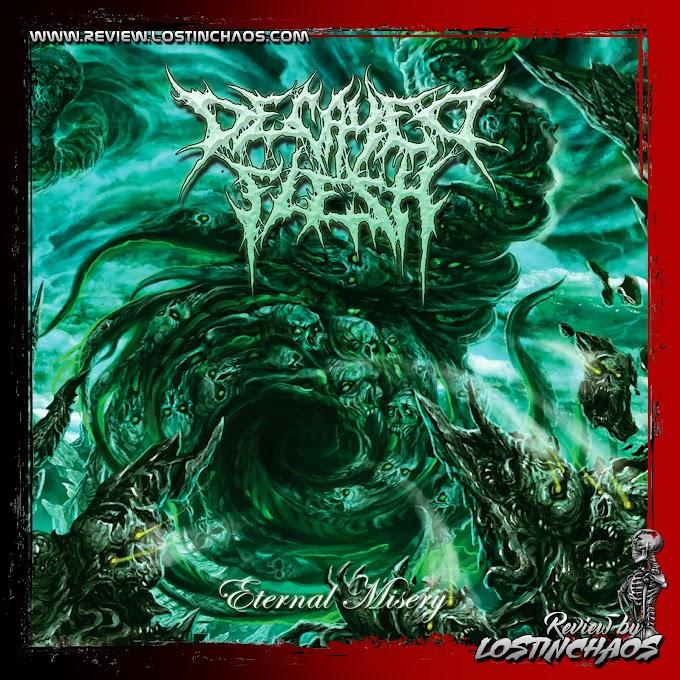 Decayed Flesh - Eternal Misery CD 2020