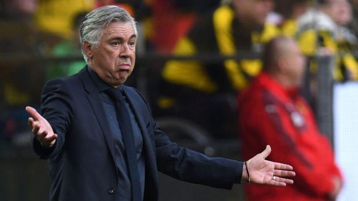 Ancelotti Tegaskan Allan Tidak Akan Meninggalkan Napoli