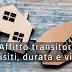 Contratto di Affitto Transitorio: Caratteristiche e Vincoli