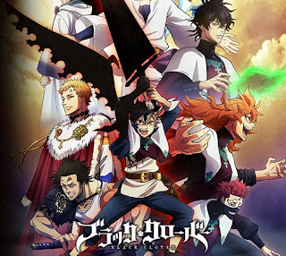Black Clover Season 2 Episode 50