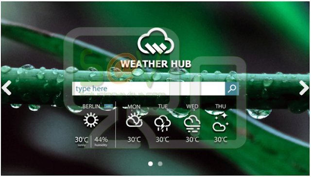 Weather Hub (PUP)