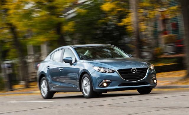 Mazda 3 2016 trẻ trung quyến rũ và rất nhiều tính năng hiện đại