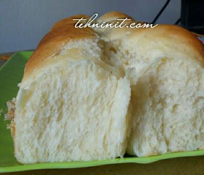Bakpao Lembuuut Sekali Alias Roti Kukus