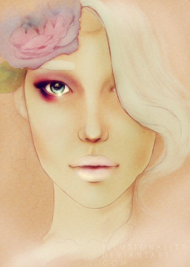 50 Face Paintings by Debra Sleman - Illusionality