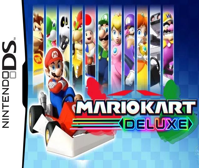 Mario Kart Ds Deluxe Beta V0.2 ROM DS