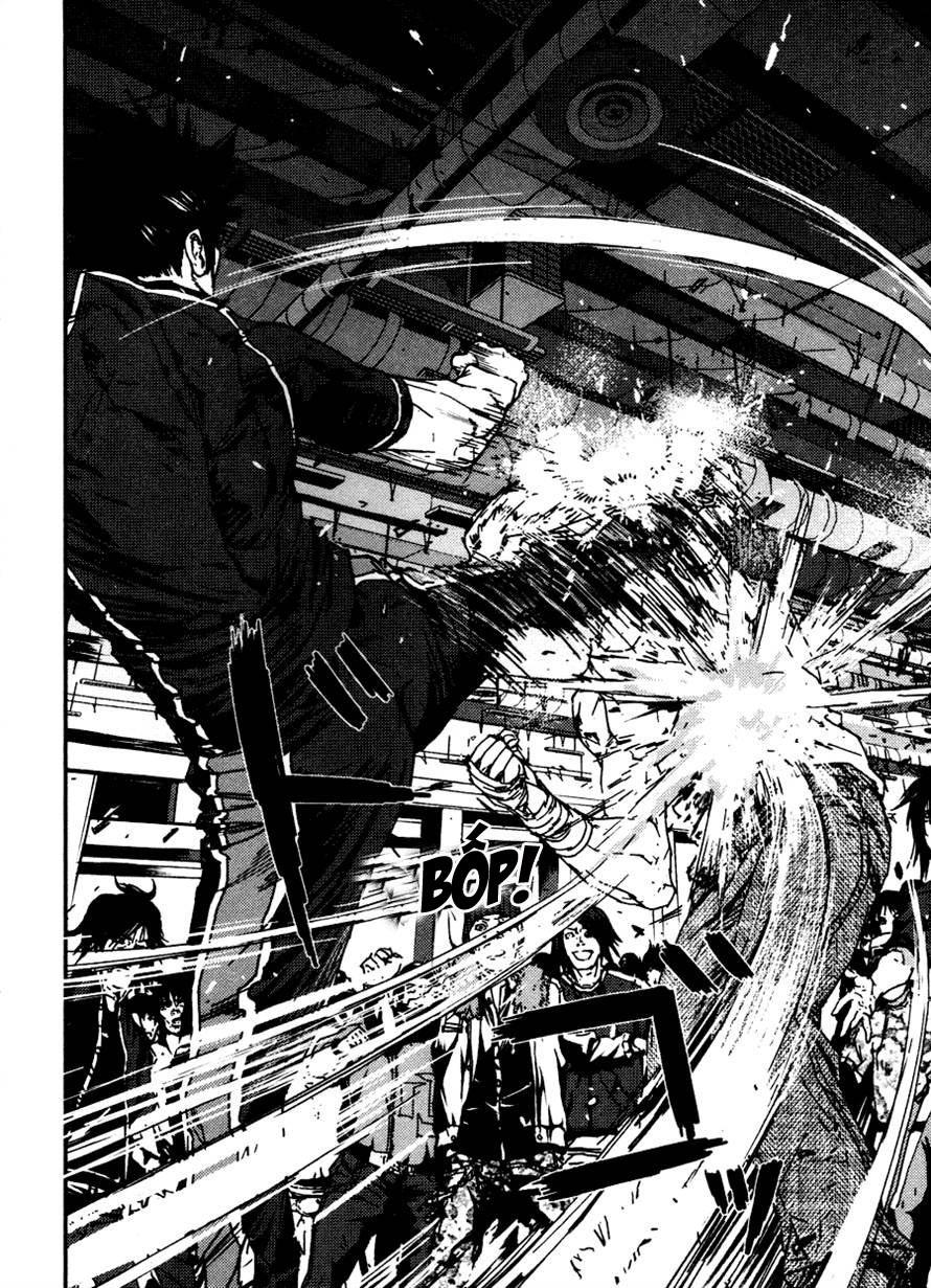 Gekiryuuchi chap 14 trang 23