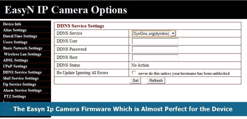 Easyn Ip Camera Firmware