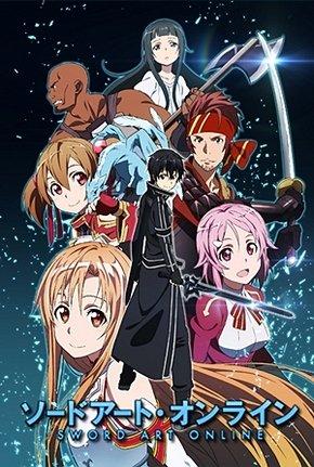 Sword Art Online 1° Temporada - Legendado - Download | Assistir Online Em HD