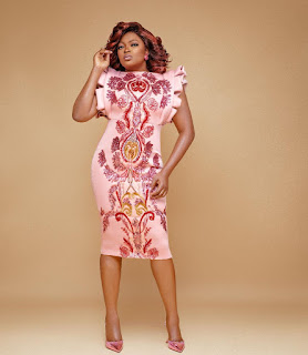 Actress Funke Akindele Celebrates Her 43rd Birthday With New Photos