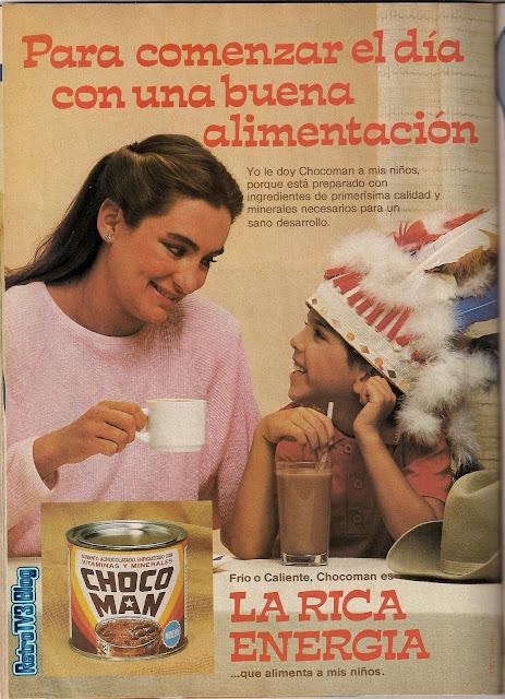 Choco Man | Una bebida energética achocolatada para niños