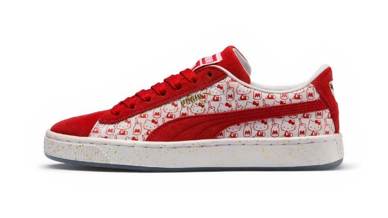 Feel Your Best with the Puma x Hello Kitty Collab