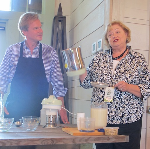 Once Upon A Farm, Bean2Blog, Jim Carroll, P. Allen Smith, Moss Mountain Farm, Farm Stories