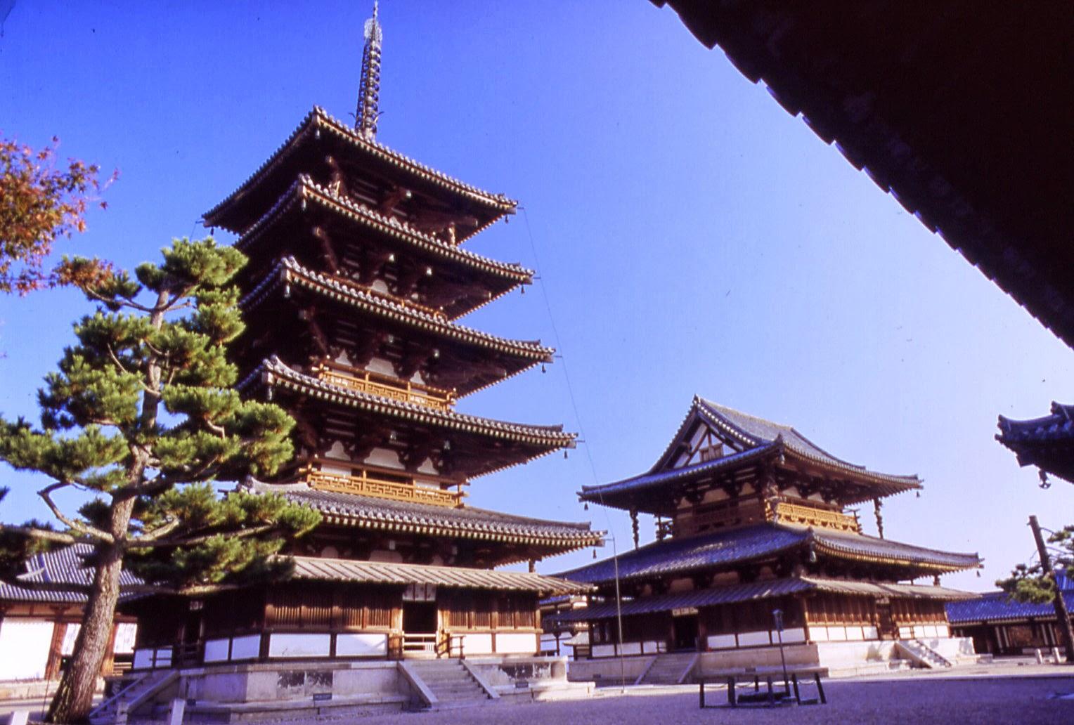Jap n cultura y arte arquitectura japonesa arquitectura for Arquitectura japonesa tradicional
