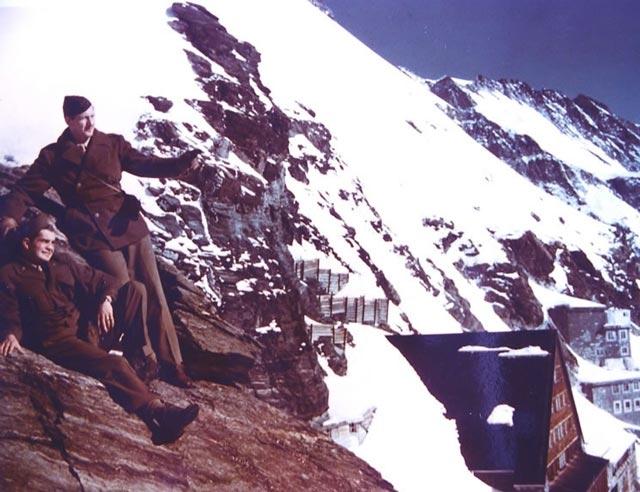 US GIs in Switzerland in World War II worldwartwo.filminspector.com