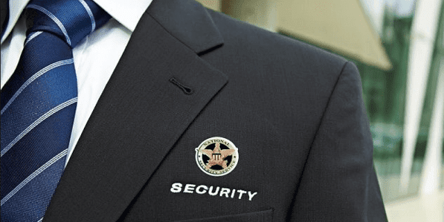 why hire local security company secure officer protection guard