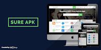 Sure APK A Responsif apps mengunduh template blogger . Setelah Blue APK, ini adalah aplikasi blogger templat berbagi ke-3 kami.
