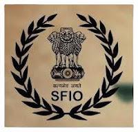 SFIO 2021 Jobs Recruitment Notification of Senior Assistant Director Posts